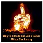 Iraq War Solution