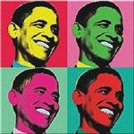 Obama - Multicolor