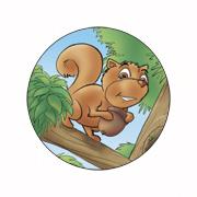 Scrappy Squirrel