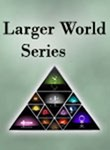 LARGER WORLD BOOKS  & MERCHANDISE