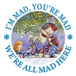 We're All Mad Here