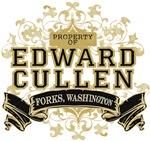 Property of Edward Cullen