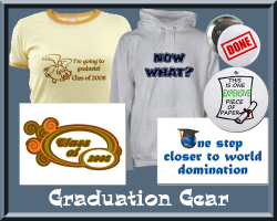 Humorous 2011 Graduation Gifts & T-shirts