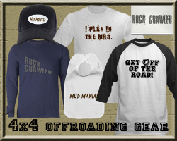 4x4 Off-roading t-shirts & gifts