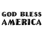 Patriotic God Bless America Gifts