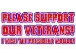 Patriotic Anti-Obama Veterans T-shirts & Gifts