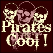 Pirates arrr Cool