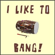 I like to Bang