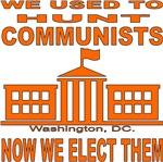 We Used To Hunt Communists Now We Elect Them