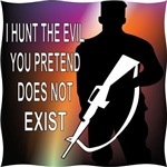 Grunt I Hunt The Evil You Pretend Does Not Exist