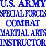 Combat Martial Arts Instructor