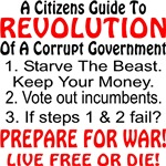 A Citizens Guide To Revolution of A Corrupt Govern