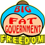 Big Fat Government Crushing Freedom