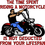The Time Spent Riding A Motorcycle