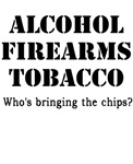 Alcohol Firearms Tobacco