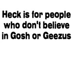 Heck For People Gosh Geezus