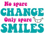 Spare Change Spare Smiles
