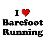 I Heart Barefoot Running