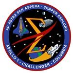 Spaceflight Memorial Patch