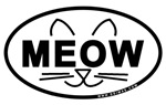 Meow Oval