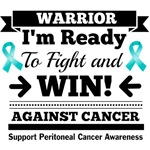Peritoneal Cancer Ready To Fight and Win Shirts