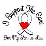 Lung Cancer Cure (Son-in-Law) T-Shirts & Gifts