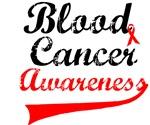 Blood Cancer Awareness Grunge T-Shirts & Gifts