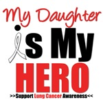 Lung Cancer Hero (Daughter) Shirts & Gifts