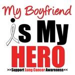 Lung Cancer Hero (Boyfriend) Shirts & Gifts