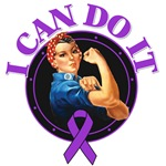I Can Do It Pancreatic Cancer Shirts