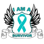 I'm a Survivor - Ovarian Cancer Shirts