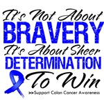 Bravery Win Colon Cancer Shirts and Gifts