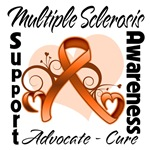 Multiple Sclerosis Awareness Shirts and Gifts