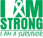 I am Strong Liver Cancer Shirts