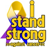 I Stand Strong Against Bladder Cancer Shirts
