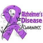 Alzheimer's Disease Awareness Shirts