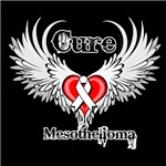 Cure Mesothelioma Shirts and Gifts