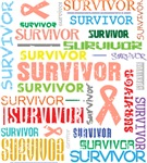Survivor Uterine Cancer Shirts and Gifts