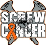 Screw Kidney Cancer Shirts and Gifts