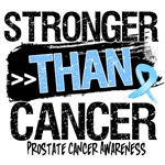 Prostate Cancer - Stronger than Cancer Shirts