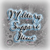 Military Support Items