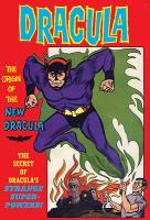 Dracula the SuperHero!