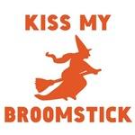 Kiss my broomstick