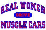 Real Women Drive Muscle Cars II