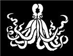 White Octopus