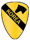 1st Cav. Division Korea
