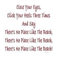No Place Beach
