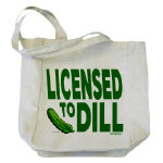 Licensed to Dill