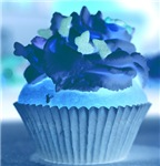 Negative Cupcake First kiss Cat Forsley Designs,