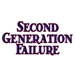 Second Generation Failure